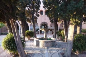 Bodas civiles, ceremonias simbólicas, oficiante de bodas, orador, celebrante en Hotel Castillo de Santa Catalina Malaga F03