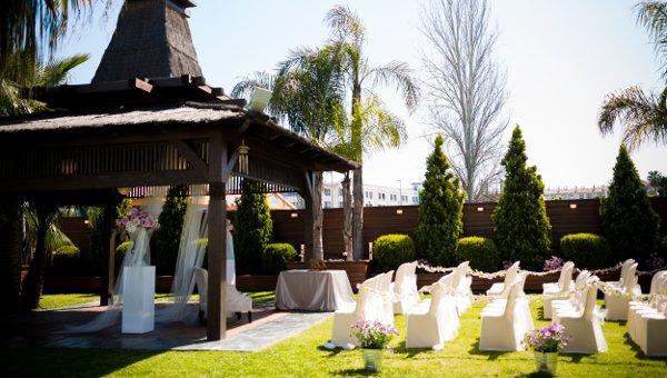 Ceremonias bodas civiles en Parque del Río, Torre del Mar