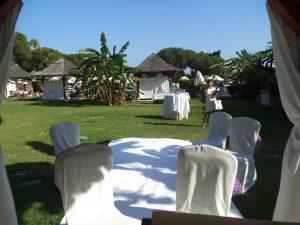 Hotel Don Pepe Maestro de ceremonia civil
