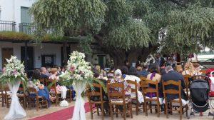 Wedding minister El Rocio, Huelva
